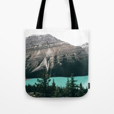 Peyto Lake II Tote Bag
