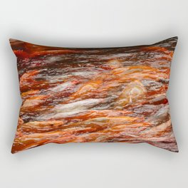 Koi Carp Rectangular Pillow