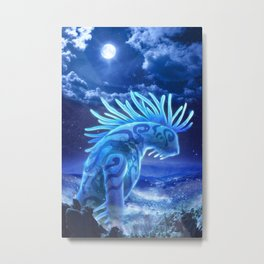 Nightwalker Metal Print