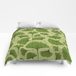 GINKGO LEAF Comforters