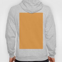 color butterscotch Hoody