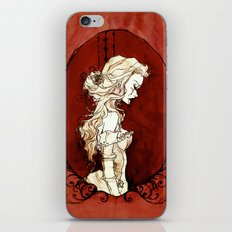 Lavinia Cameo iPhone Skin