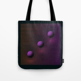 EXPERIMENT_28 Tote Bag
