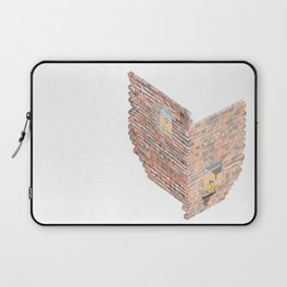 2 dimensions of separation - brick neighbour lovers Laptop Sleeve