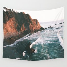 Oregon Coast V Wall Tapestry