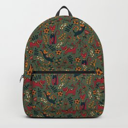 Cute cats pattern Backpack