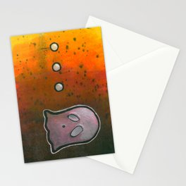 dot dot dot GHOST! Stationery Cards