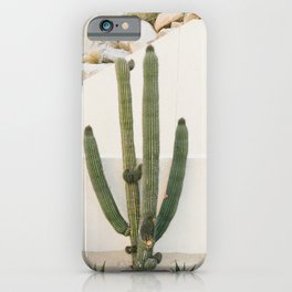 Cabo Cactus X iPhone Case