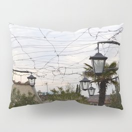 Roof Top Garden in Florence (2/5) Pillow Sham