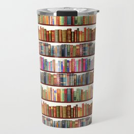 Jane Austen Vintage Book collection Travel Mug