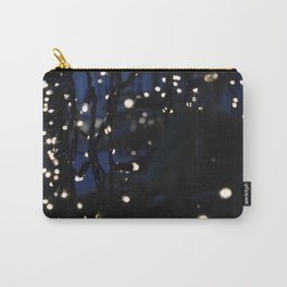 Tree Lights Carry-All Pouch