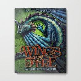 Wings of Fire 3 Metal Print