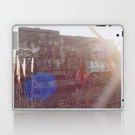 Through The Gate-Film Camera Laptop & iPad Skin