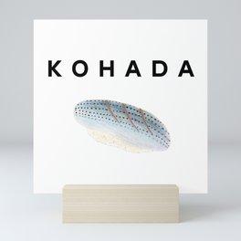 KOHADA 02 Mini Art Print