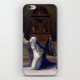 Domenico Beccafumi Saint Catherine of Siena Receiving the Stigmata iPhone Skin
