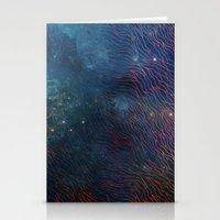 aqua Stationery Cards featuring aqua by Vita♥G