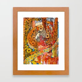 Goldspot | Limited Edition of 50 Prints Framed Art Print