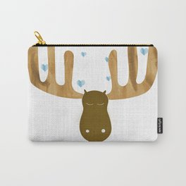 Sleeping Moose Carry-All Pouch
