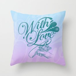 With love always Throw Pillow
