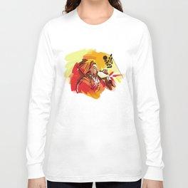 Kumbh Mela India Yogi Long Sleeve T-shirt