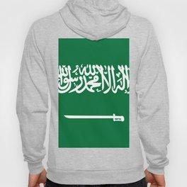 Saudi Arabia Flag Hoody