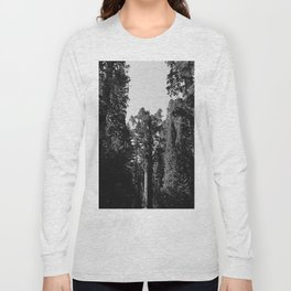 Sequoia National Park XII Long Sleeve T-shirt