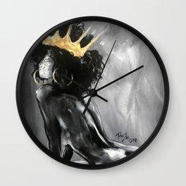 Naturally Queen VIII Wall Clock