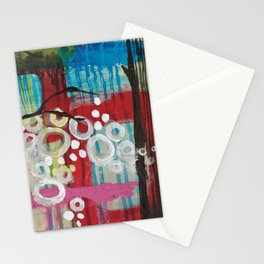 yeah, right Stationery Cards