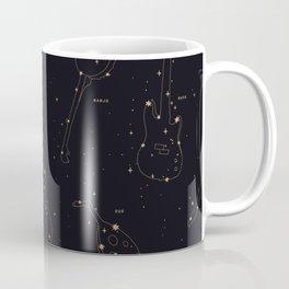 Heavens Music Coffee Mug