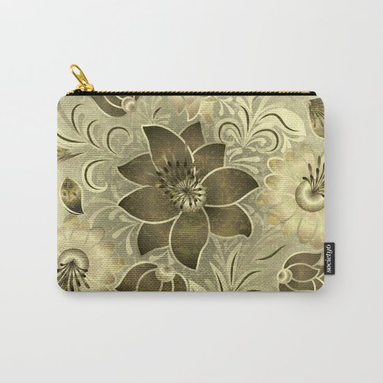 Shabby flowers #11 Carry-All Pouch