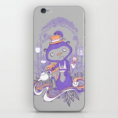 Tea Monkey Tea Party iPhone Skin
