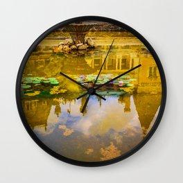 Magic pond Wall Clock