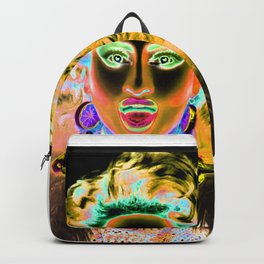Ru Paul Drag Race Queen Thunderfuck Backpack