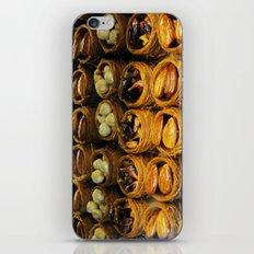 turkish sweets iPhone Skin