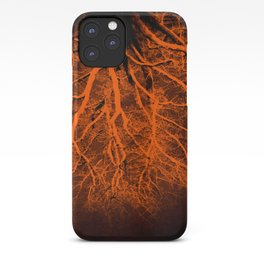 Twisted Perception Amber iPhone Case