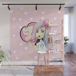 Pizza Time! Wall Mural
