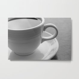 The Perfect Pour Metal Print