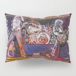 Rock and Roll Pillow Sham
