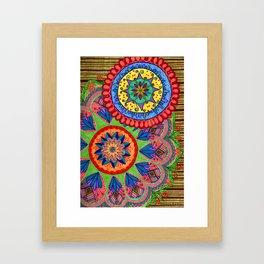 Mandalas 1 Framed Art Print