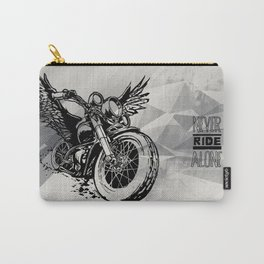 FLYING RAT Carry-All Pouch