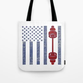 WEIGHT LIFTER Tote Bag