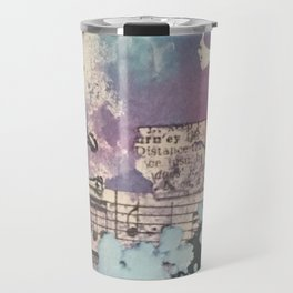 Poetry on Edge Travel Mug