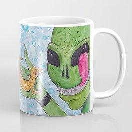 Repeat After Me Coffee Mug