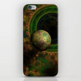 TikTok's Four-Dimensional Steampunk Time Contraption iPhone Skin