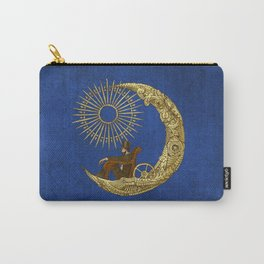 Moon Travel (Colour Option) Carry-All Pouch