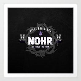 Fight for Nohr! Art Print