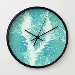 MOCHICA #2 Wall Clock