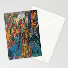 The Rising Darkness Stationery Cards
