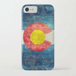 Coloradan State Flag iPhone Case