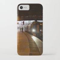 train iPhone & iPod Cases featuring Train by RMK Photography